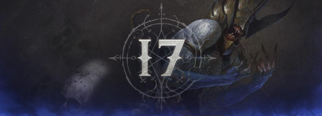 Diablo 3: Die siebzehnte Saison endet bald