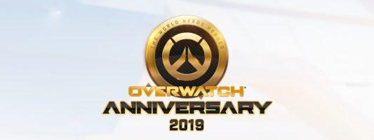 Overwatch: Ein Event mit doppelten Erfahrungspunkten wurde gestartet