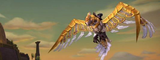 Shadowlands: Das Fliegen in WoD und Legion erfordert keine Erfolge mehr
