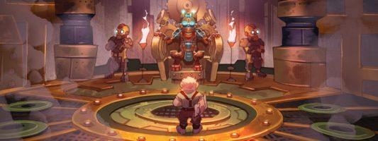 """BfA: Das neue Comic """"Mechagon"""" wurde veröffentlicht"""
