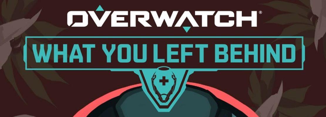 What you left behind: Eine neue Kurzgeschichte zu Overwatch