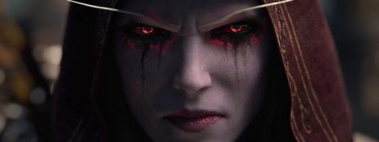 Patch 8.2.5: Die Kriegskampagne endet mit gewaltigen In-Game-Cinematics