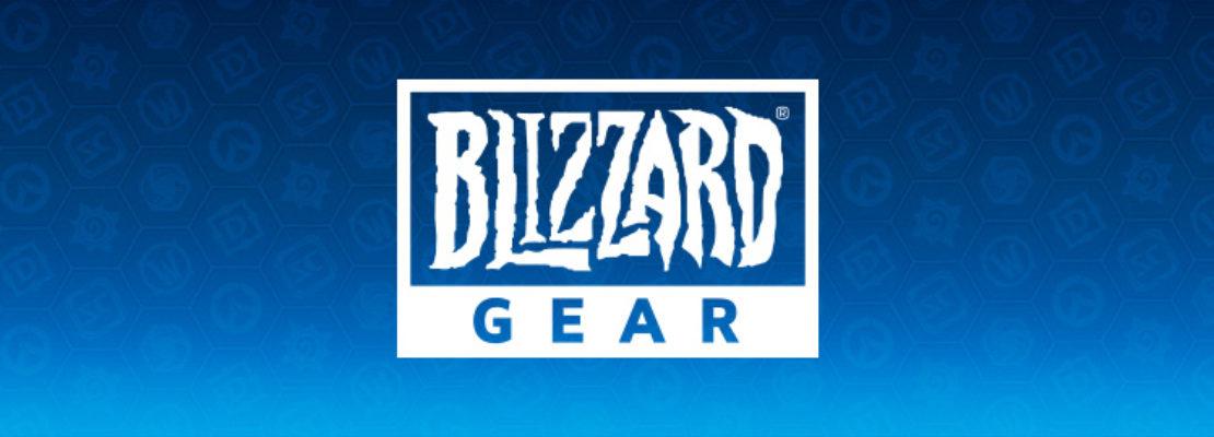 Blizzard: Der Gear Store verkauft nun auch Masken