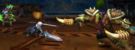 Shadowlands: Die Gladiatoren-Ensembles können für Ehrenabzeichen erworben werden