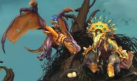 BfA: Spieler können Kua'fon das Fliegen beibringen