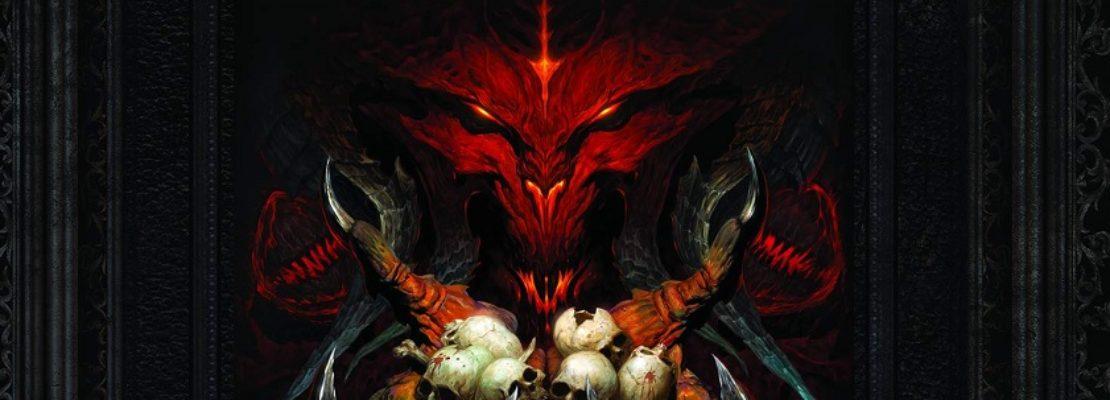 The Art of Diablo: Weitere Seiten aus dem Buch bestätigen Diablo 4