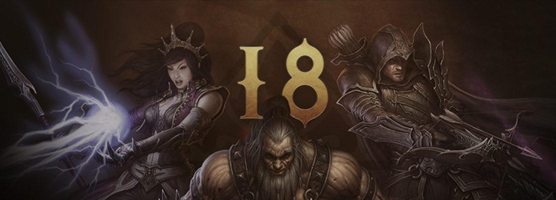 Diablo 3: Eine Vorschau auf Saison 18