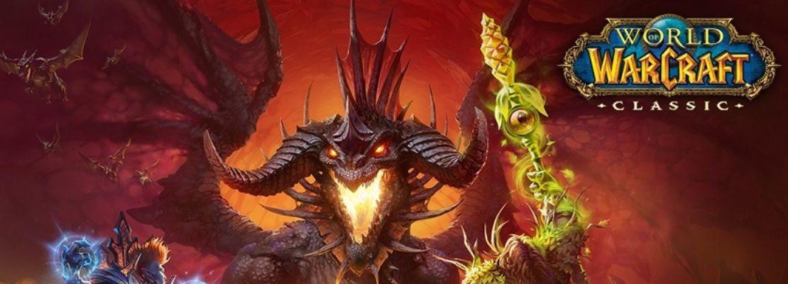 WoW Classic: Ragnaros und Onyxia wurden besiegt