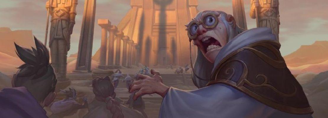 Hearthstone: Es wird ein Deluxe Bundle für Gräber des Grauens geben