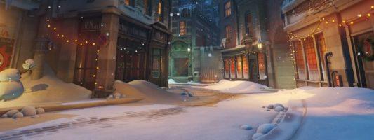 Overwatch: Saisonale Schlachtfelder werden zu den eigenen Spielen hinzugefügt