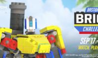 Overwatch: Einen legendären Lego-Skin für Bastion freischalten