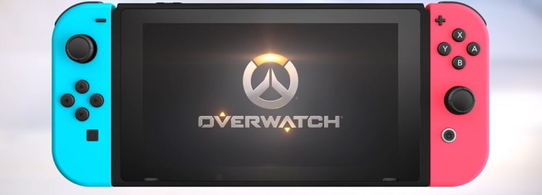 Overwatch: Die Switch-Version läuft mit 30 FPS