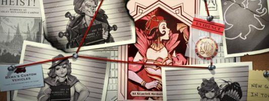 """Heroes: Ein zweiter Teaser für das Event """"Scarlet Heist"""""""