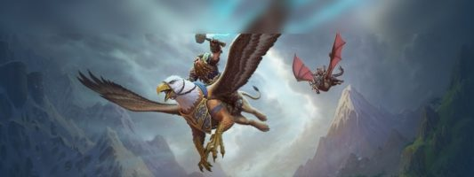 WoW Classic: Das Einloggen bringt Spieler jetzt direkt zur Heldenauswahl