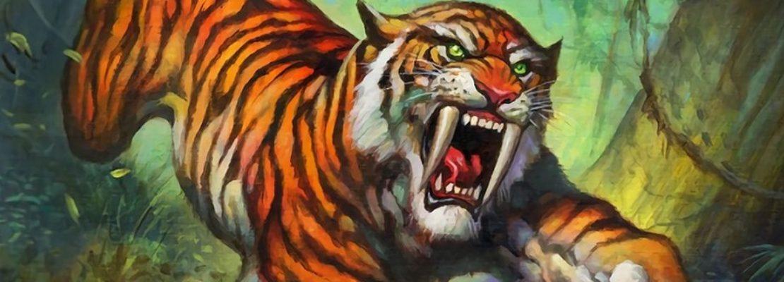 WoW: Das Mysterium des bengalischen Tigers