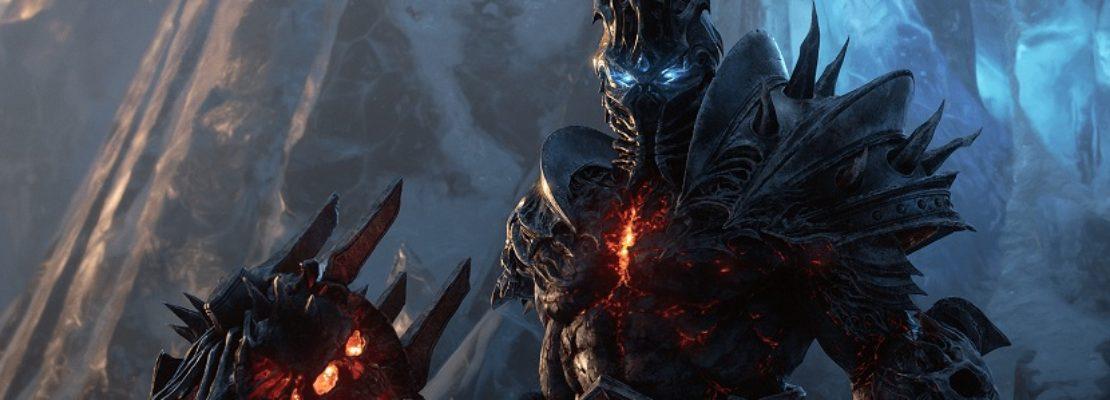 Update: Änderungen an den leuchtenden Augen der Charaktere