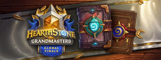 Hearthstone Global Finals: Erhaltet bis zu 5 kostenlose Kartenpackungen