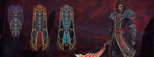 Patch 8.3: Die von Wrathion verkauften Waren
