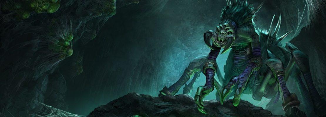 Warcraft III Reforged: Die Modelle für Skelette, Schleime und Zombies
