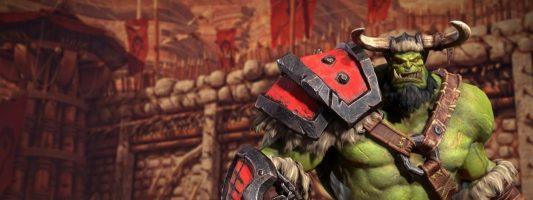 Warcraft III Reforged: Die Modelle für die Einheiten der Orcs
