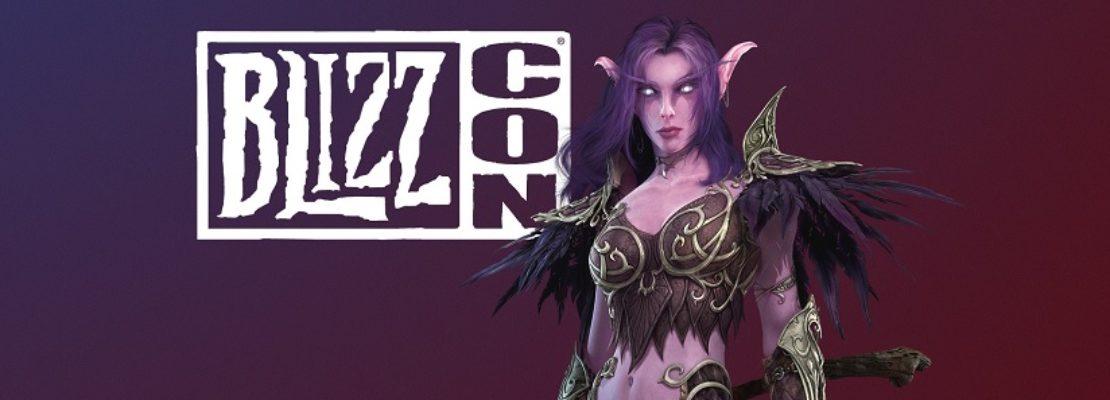 Hinweis: Die Blizzcon 2019 startet heute Abend