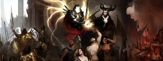 "Blizzcon 2019: Das Panel ""Art of Diablo IV"""