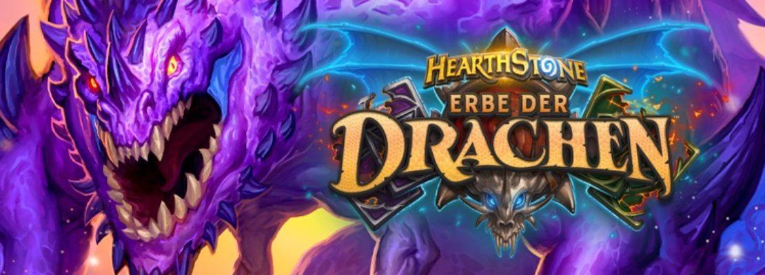Erbe der Drachen: Die neue Erweiterung für Hearthstone