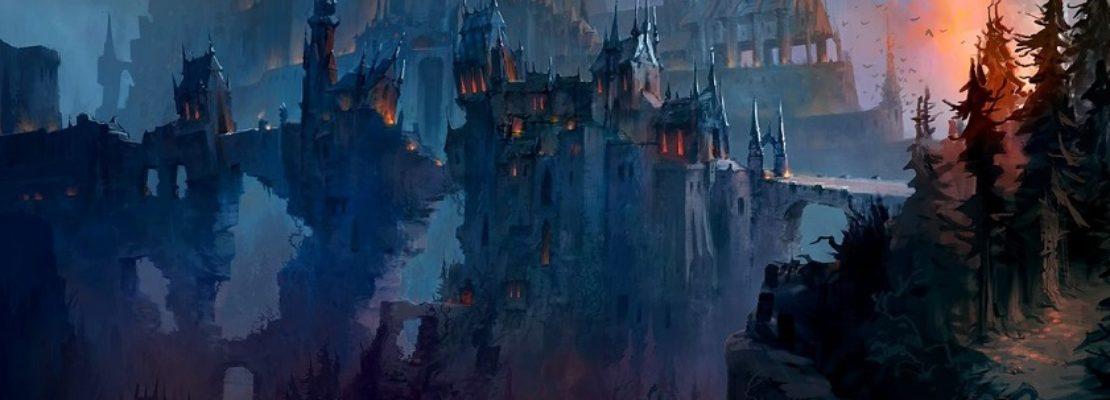 Shadowlands: Das Handbuch zum Zähmen der Gargons von Revendreth