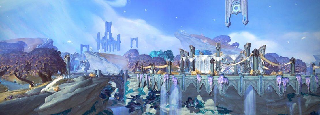 Shadowlands: Ein offizielles Vorschauvideo zu Bastion