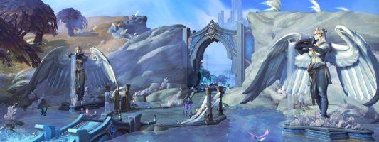 Shadowlands: Die Personalpronomen für Pelagos werden geändert
