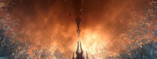 Shadowlands: Der erste Build für die Alpha wurde entdeckt