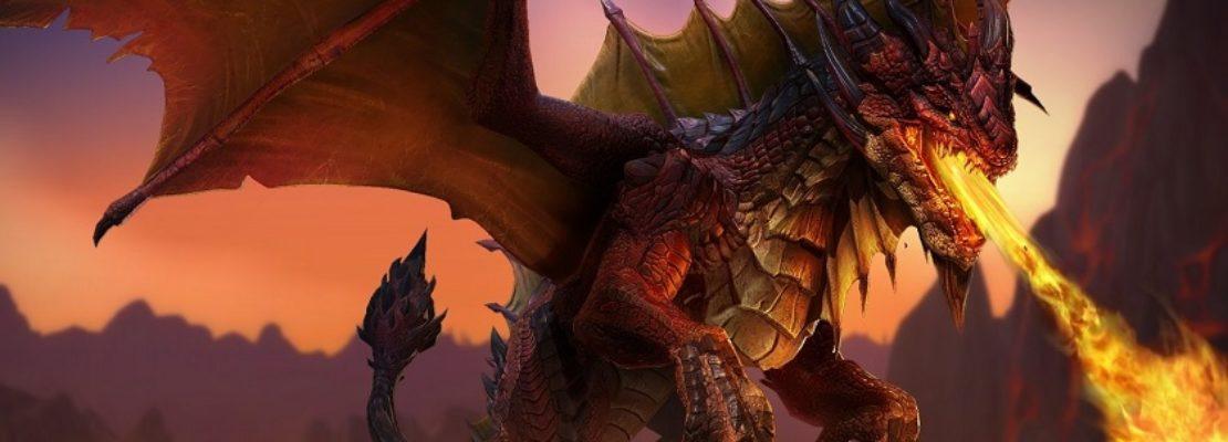 Warcraft III Reforged: Die neuen Modelle der Drachen