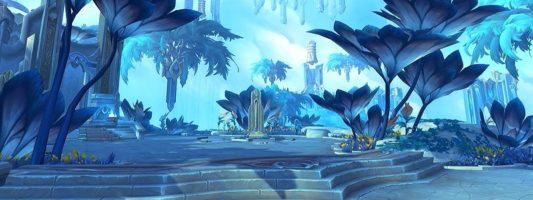 WoW Shadowlands: Gameplay-Videos von der Blizzcon 2019