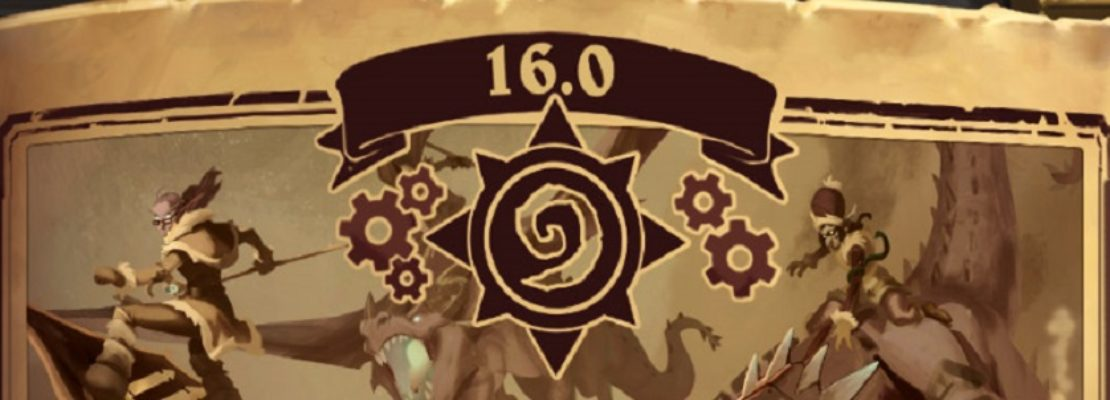 Hearthstone Patch 16.0: Erbe der Drachen, neue Heldenskins und Balanceänderungen