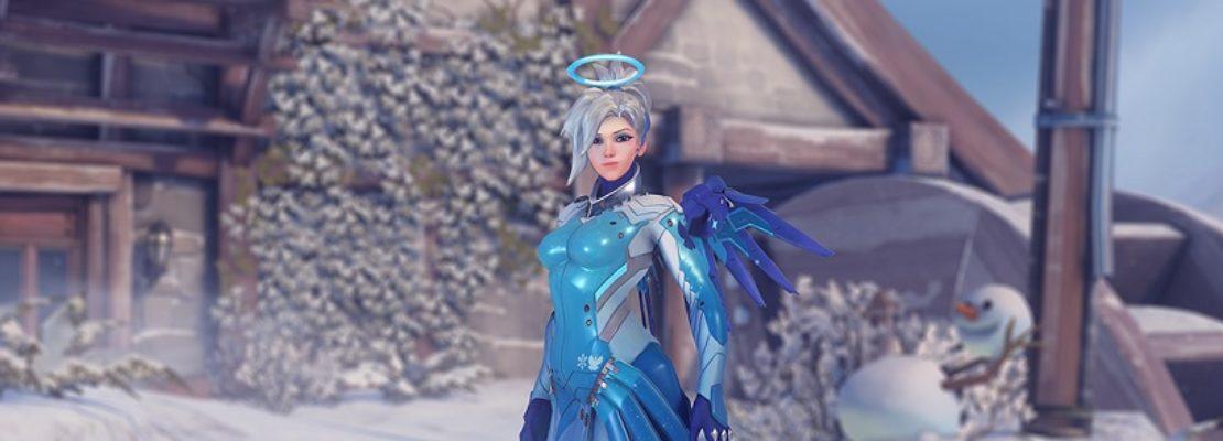 Winterwunderland: Schaltet einen epischen Skin für Mercy frei