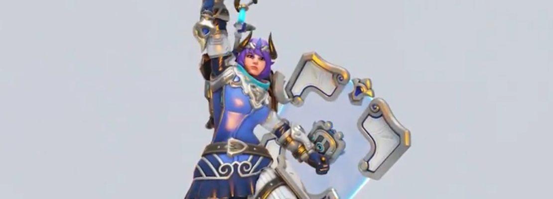 Overwatch League: Der neue Goat-Skin für Brigitte ist erhältlich