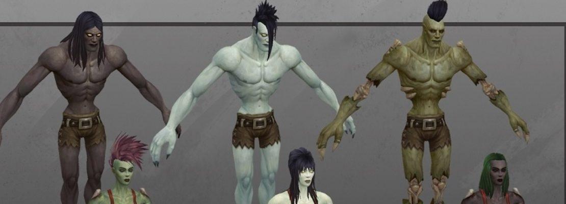 Shadowlands: Neue Frisuren für Untote sind in den Spieldaten vorhanden