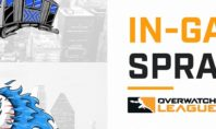 Overwatch League: Die Besucher von Heimspielen erhalten exklusive Sprays