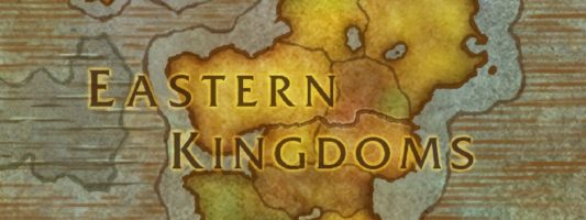 "WoW: Das neue Buch ""Exploring Azeroth: The Eastern Kingdoms"""