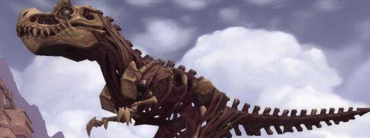 Hinweis: Der Weltboss Kraulok kann ein Alpaka-Mount droppen