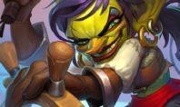 Hearthstone: Die Wagemutige Kapitänin wird in einen Piraten verwandelt