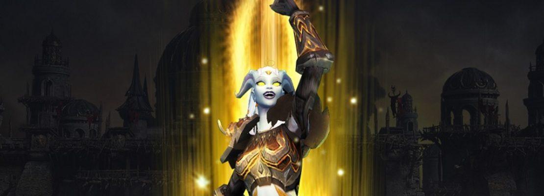 WoW: Bis zum 20. April erhalten Spieler 100% mehr Erfahrungspunkte