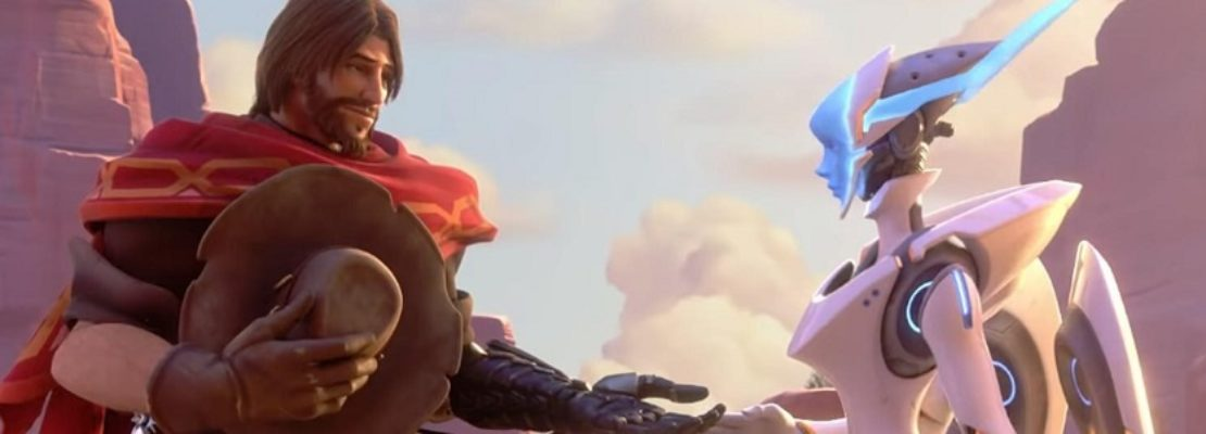 Overwatch: Ein weiterer Teaser für den nächsten Helden