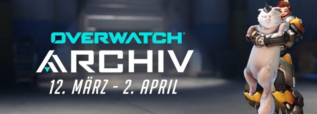 Overwatch: Das Archiv-Event wurde erneut gestartet