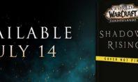 """Shadowlands: Eine offizielle Leseprobe für das Buch """"Shadows Rising"""""""