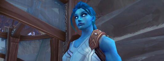Shadowlands: Die NPCs reagieren auf die Anwesenheit von Spielern