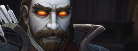 Update: Nathanos Pestrufer wurde in der Alpha von Shadowlands gefunden