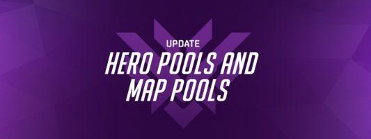 Overwatch: Anpassungen an den Hero Pools und den Kartenpools