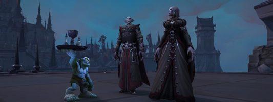 Shadowlands: Ein indirekter Nerf für das Schattentor der Venthyr