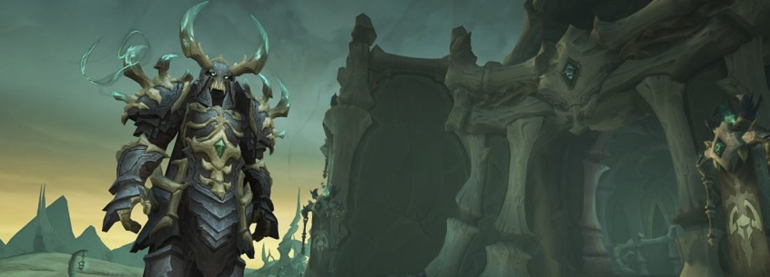 Shadowlands: Die Alpha startet noch diese Woche
